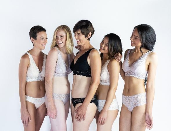 Everviolet Lingerie_Breast Cancer Survivors